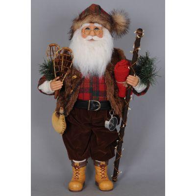Mountaineer Santa