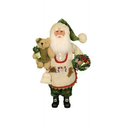 Green Thumb Santa