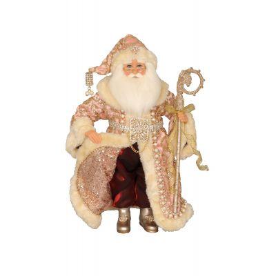 Victorian Elegance Santa