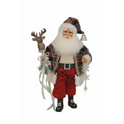 Deer Staff Santa