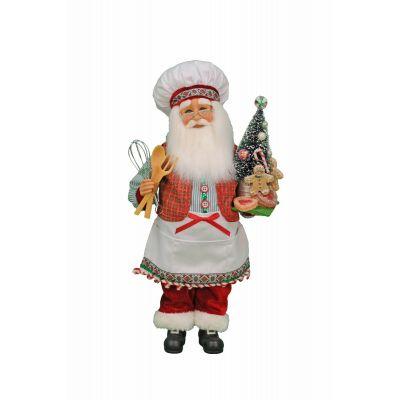 Cookies Galore Santa