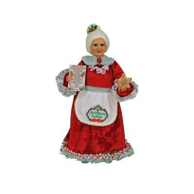 Mrs. Kitchen Claus
