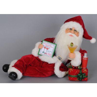 Martini Mixer Santa