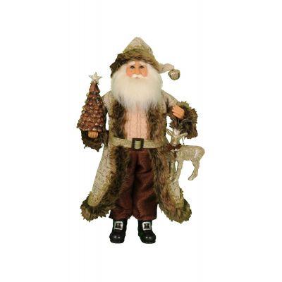 Woodland Glimmer Santa