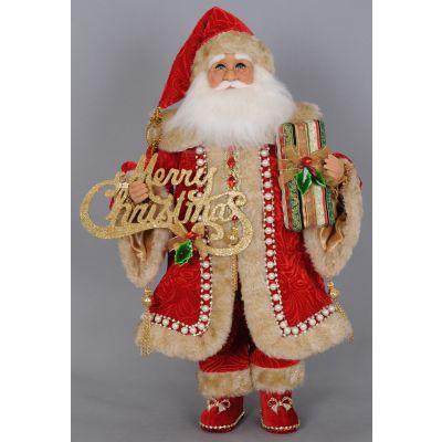 Christmas Elegance Santa