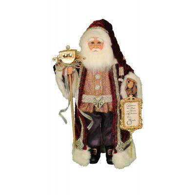 Majestic Jewel Santa