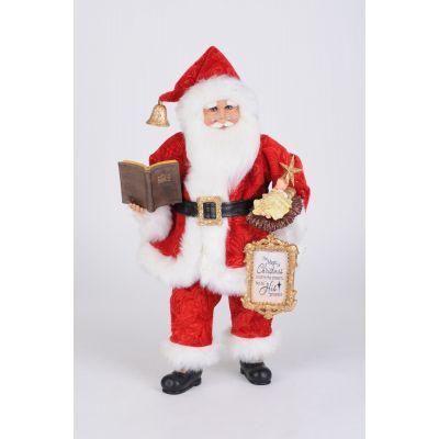 Baby Jesus Santa