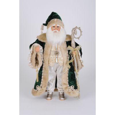 Emerald Shine Santa
