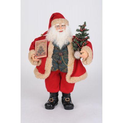 Story Book Santa