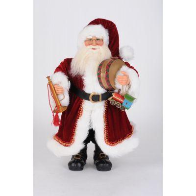 Crakewood Drum Santa