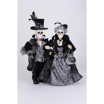 Percy & Lily Skeleton Pair