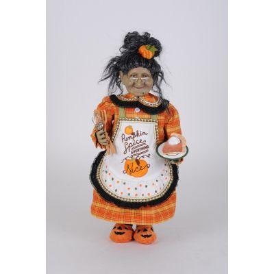 Pumpkin Spice Granny