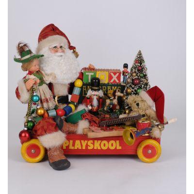 One Of a Kind Playskool Wood Wagon