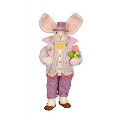 Mr. Purple Bunny