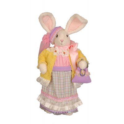 Mrs. Purple Bunny