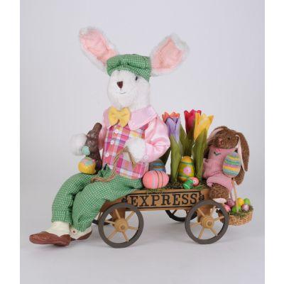 Flower Express Cart