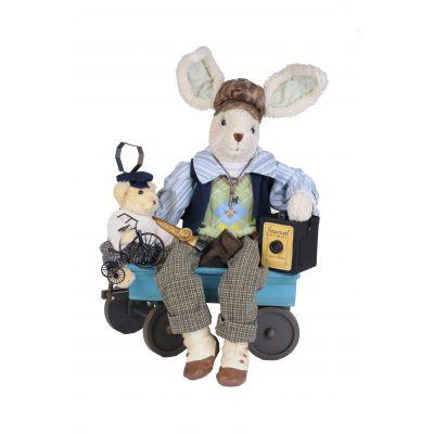 Wagon Bunny