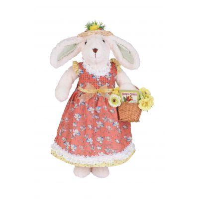 Flower Basket Bunny