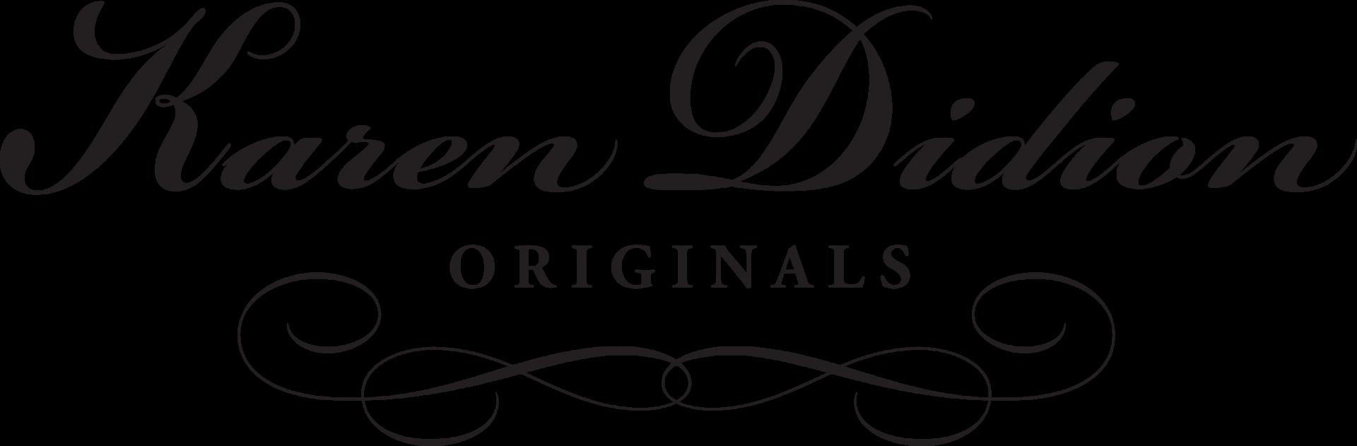 Karen Didion Logo